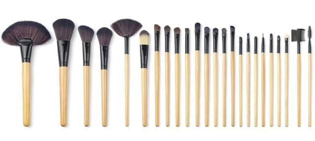 comprar kit de brochas y pinceles de maquillaje online