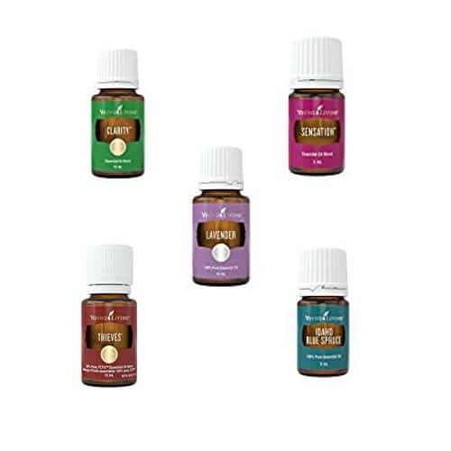 young living aceites esenciales