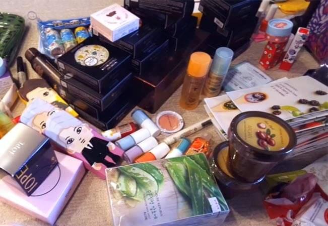 cosmética coreana online