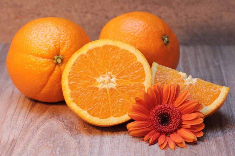 como hacer aceite esencial de naranja